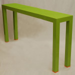 Green Parsons Table