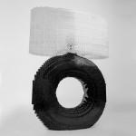 Torus Lamp – Black